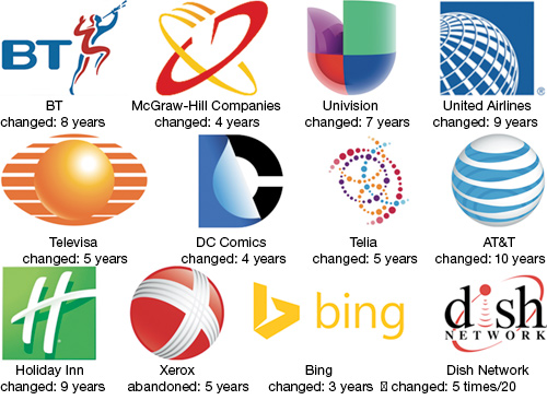 poor logos that did not last