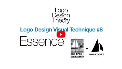 39 Logo Design Visual Treatment #8: Essence Essence
