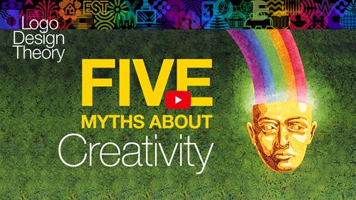 Five Myths About Creativity