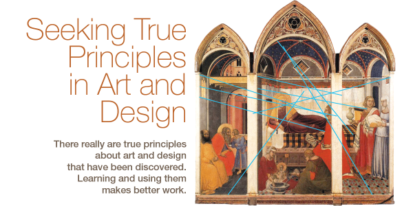 Seeking True Principles in Art and Design