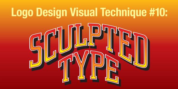 Logo Design Visual Technique #10